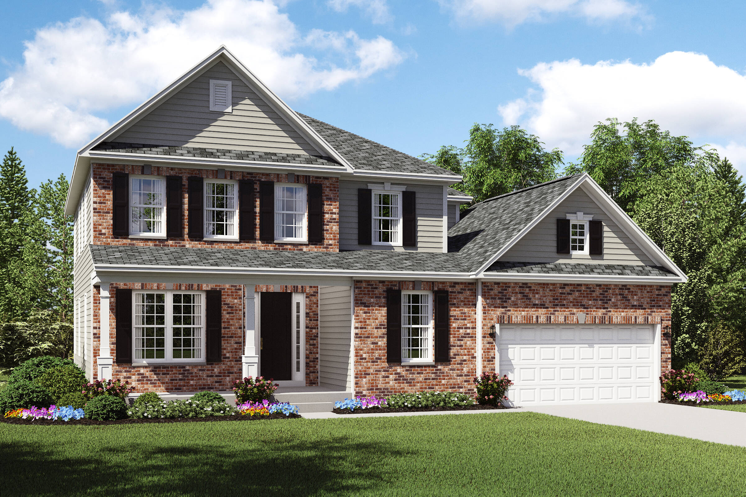 hopewell hb northeast ohio new homes for sale