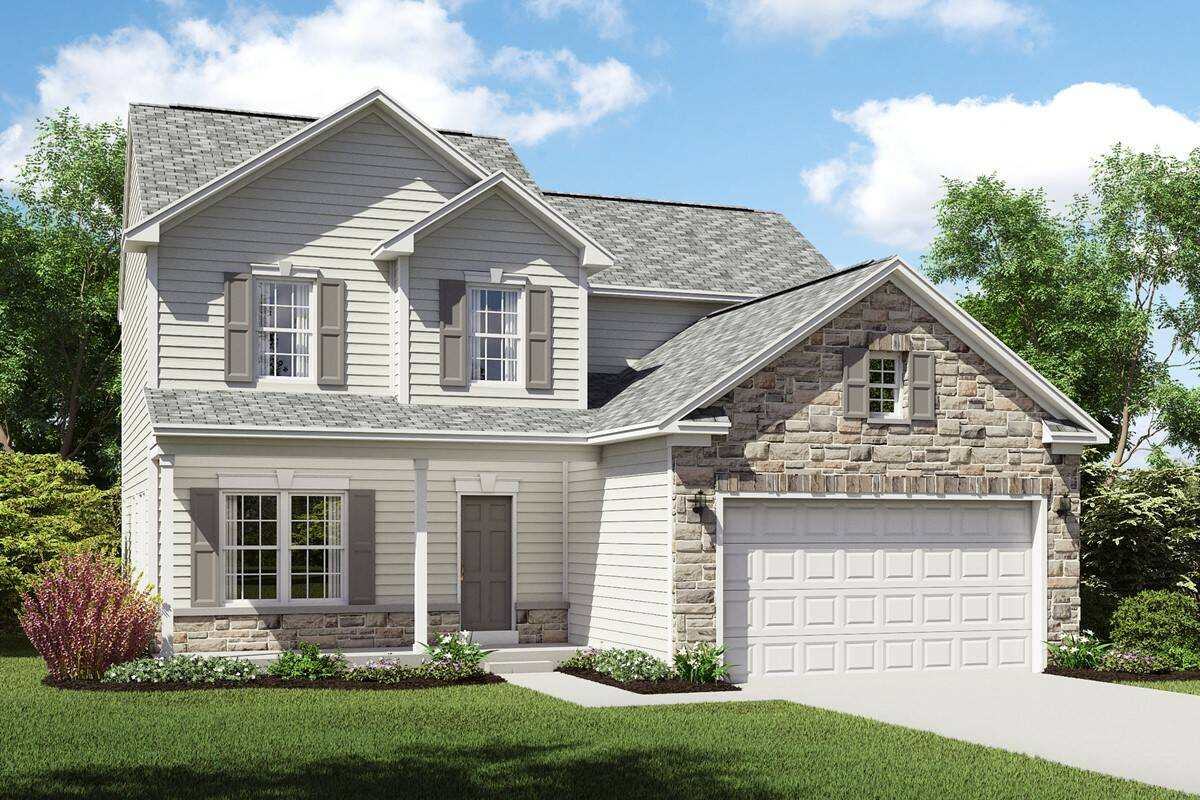 irving ct two story new homes cleveland
