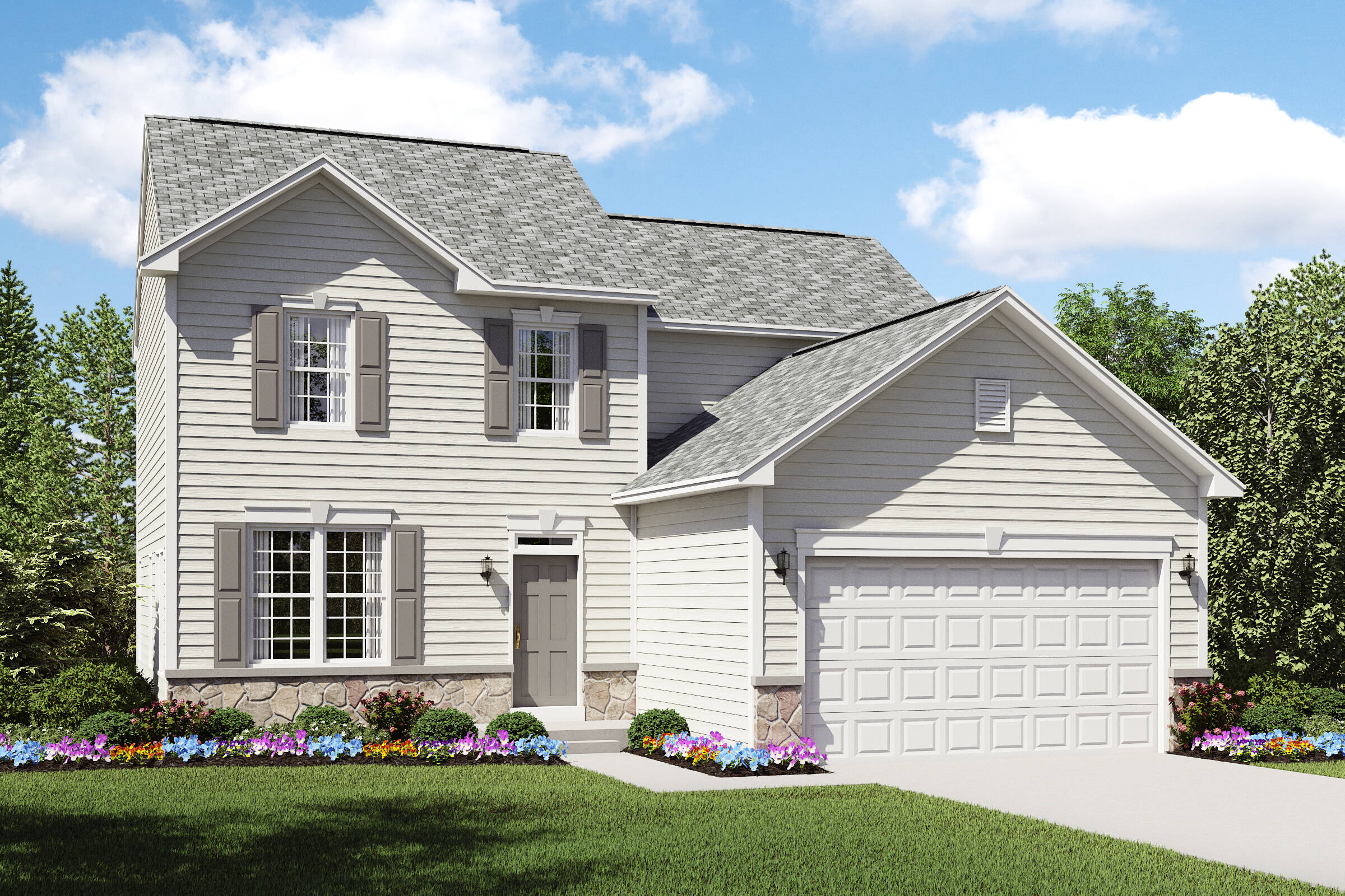 irving at new homes cleveland area
