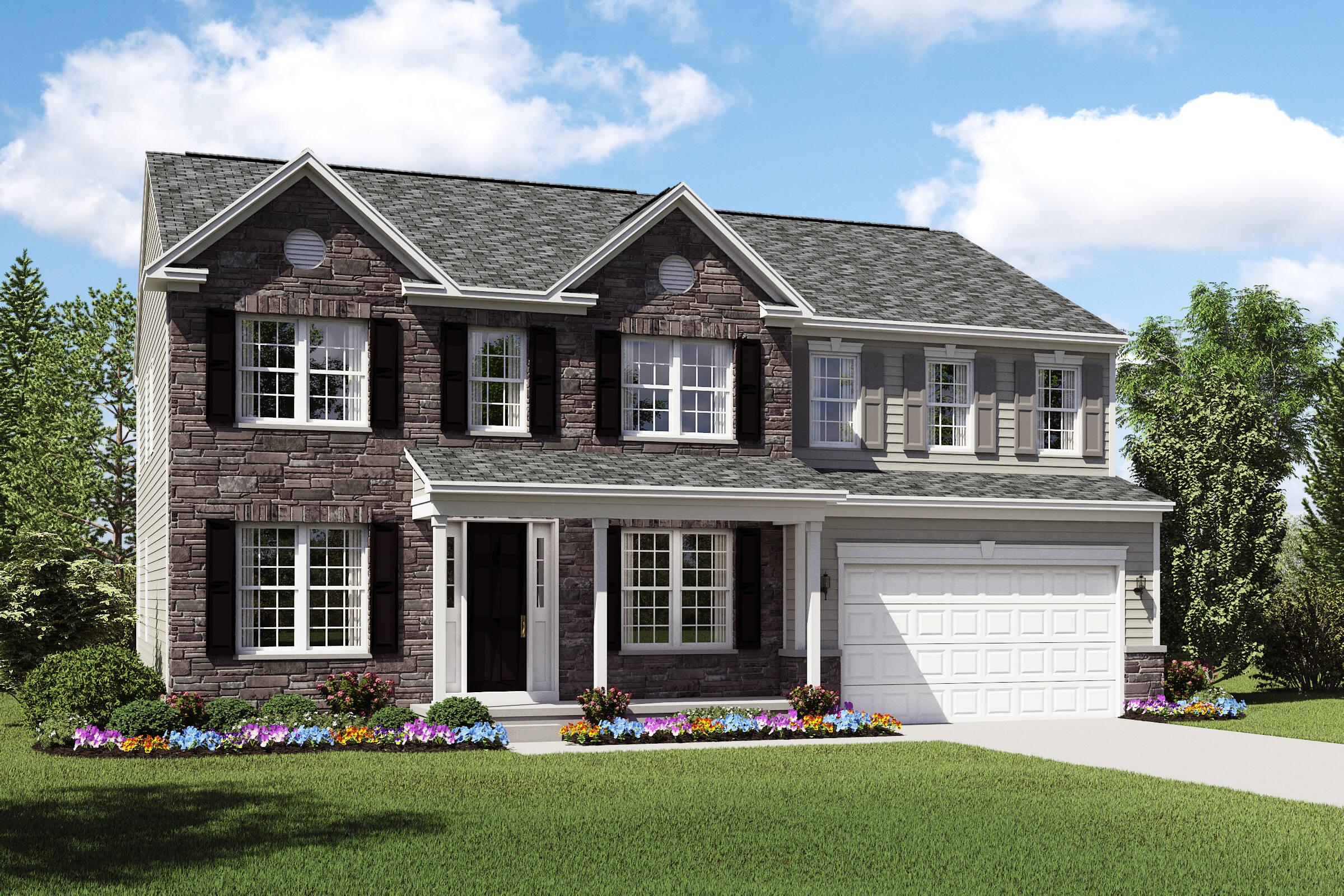 jasper c2T new homes northeast ohio