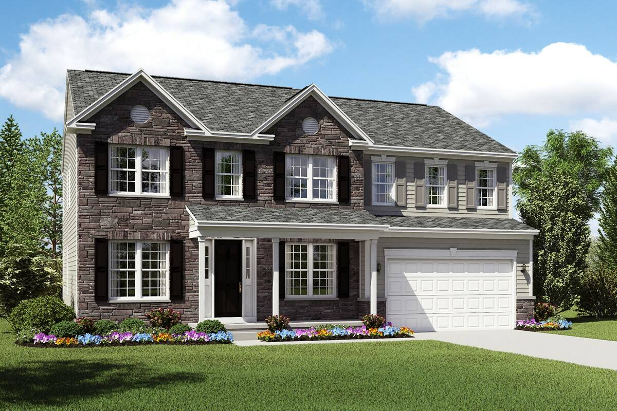 jasper c2T new homes northeast ohio