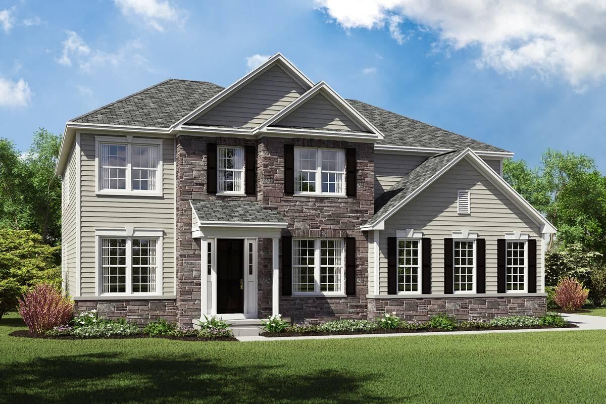 K Hovnanian Floor Plans: New Homes In Avon, OH