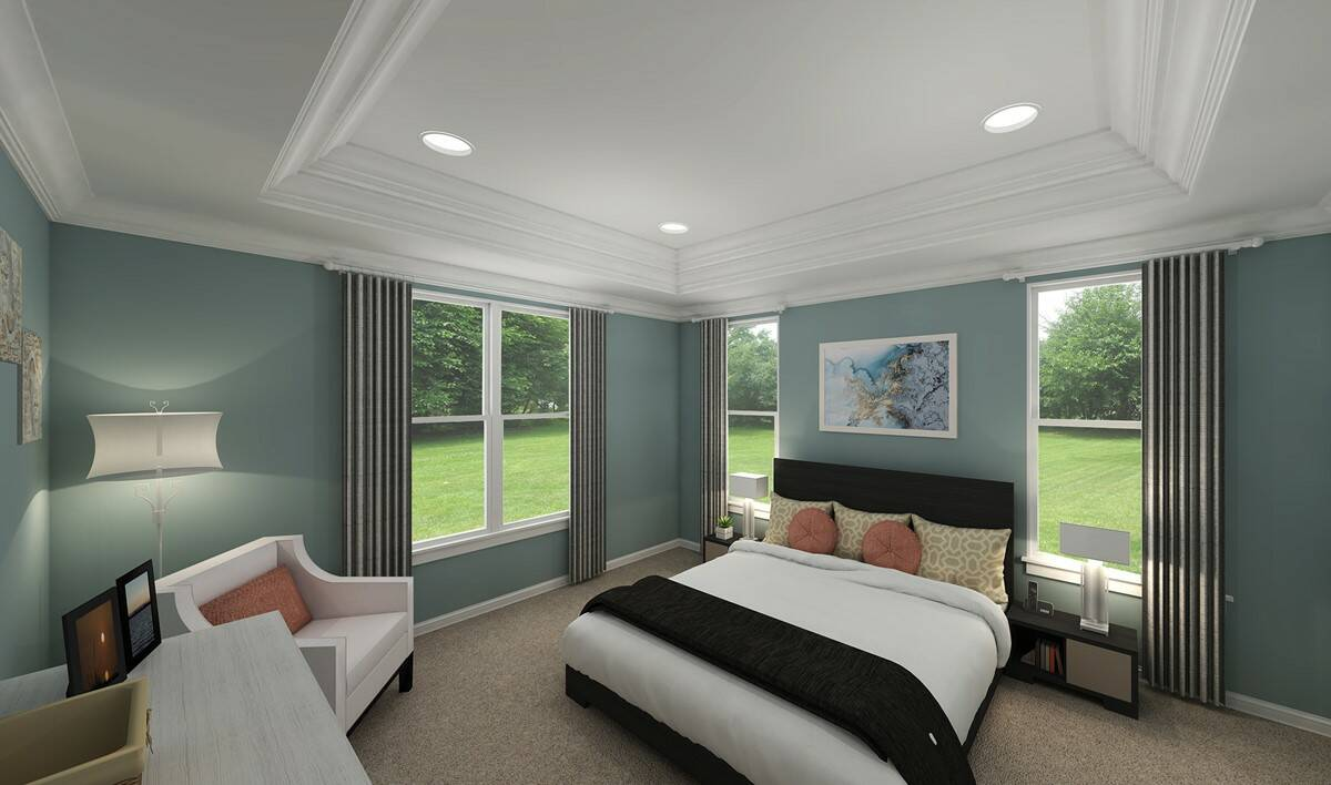 oakridge owners suite beautiful new homes cleveland