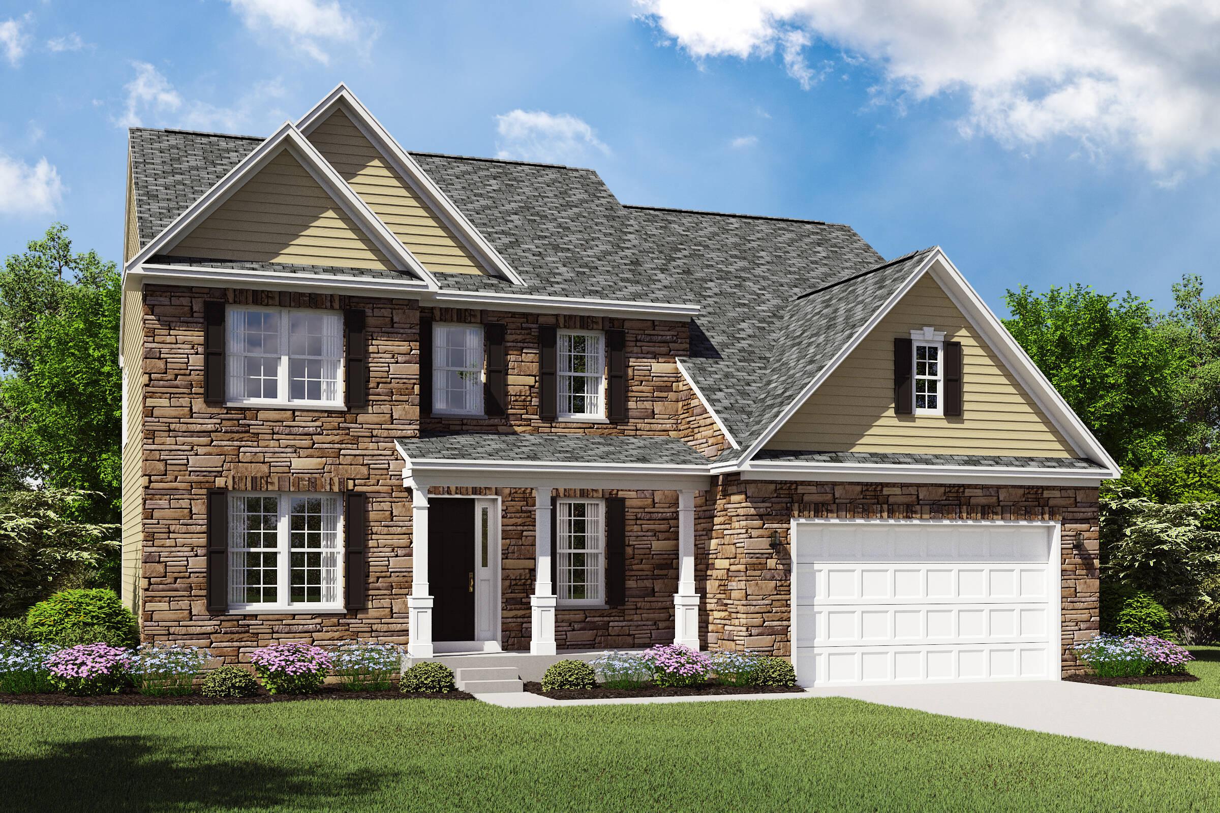 shelton HT new homes cleveland ohio