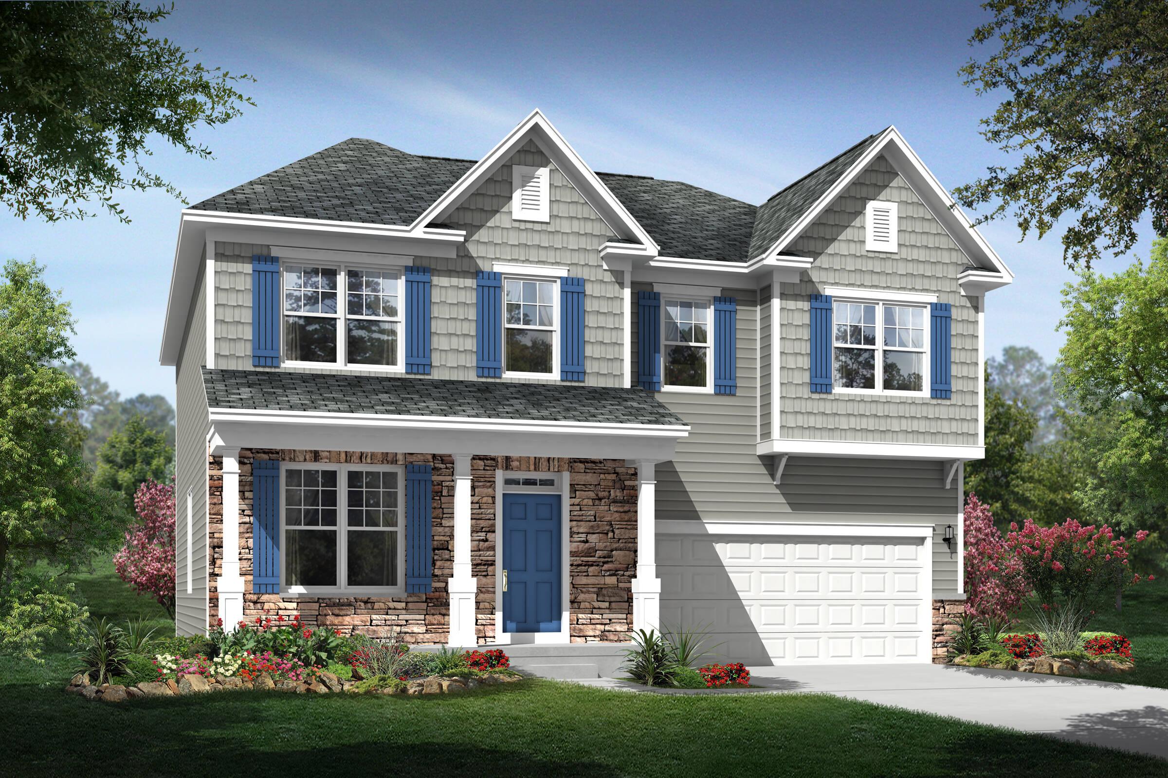 tomasen f stone new homes avon lake cleveland northeast ohio