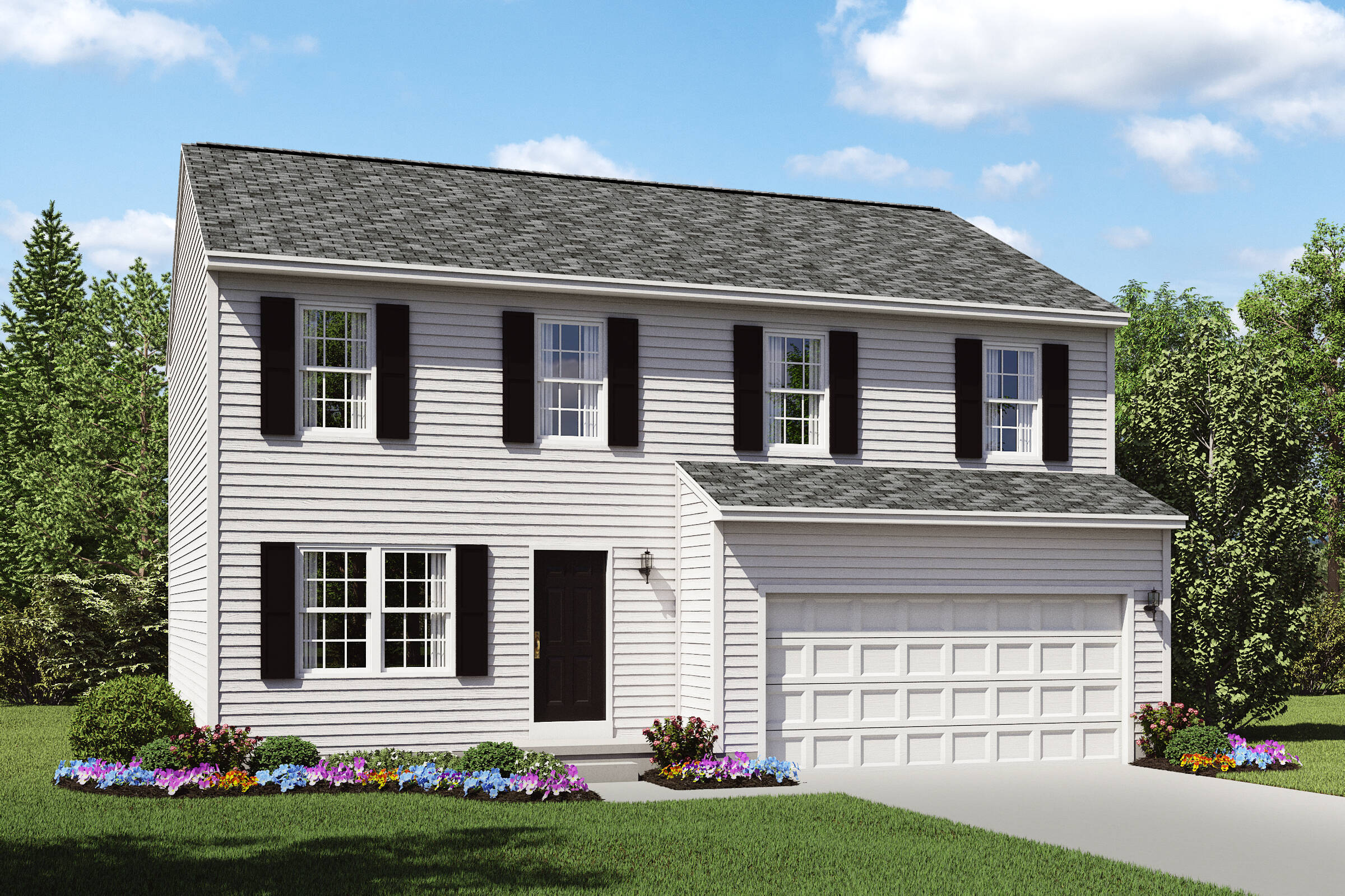 new home in lorain with tax abatement no amherst schools