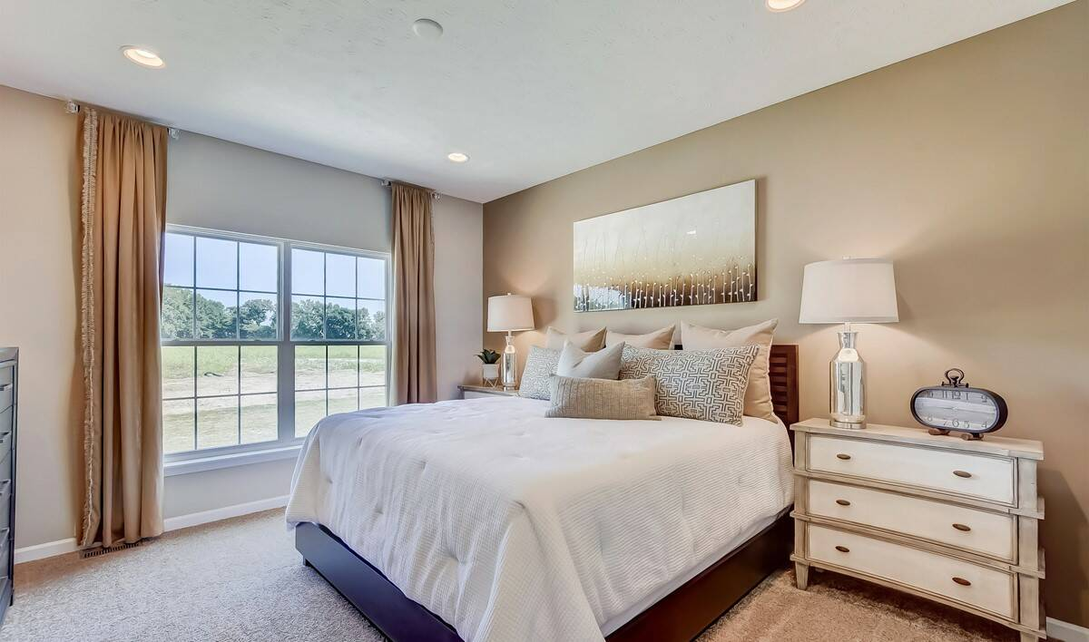 Cornerstone Farms Eastwood Owners Suite-1