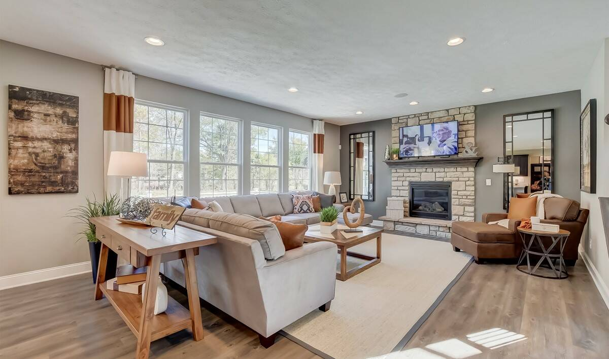 Forest Valley - Hopewell - Great Room-2