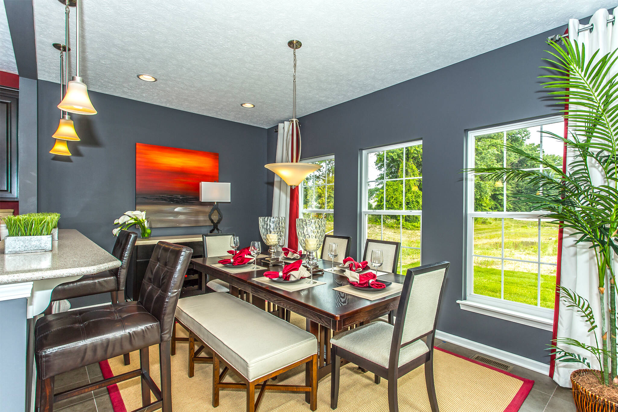 wellington morningroom k hovnanian homes northeast ohio