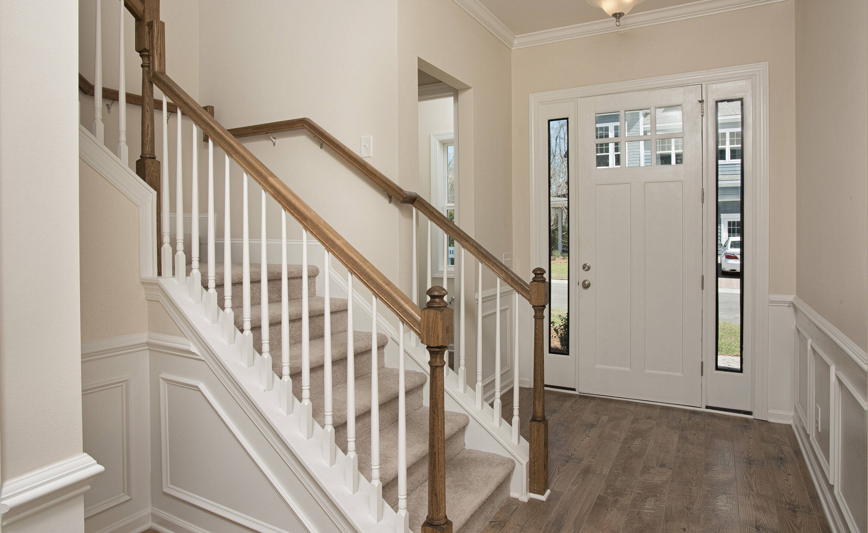 foyer seascape 25 lot 23 new homes at magnolia place