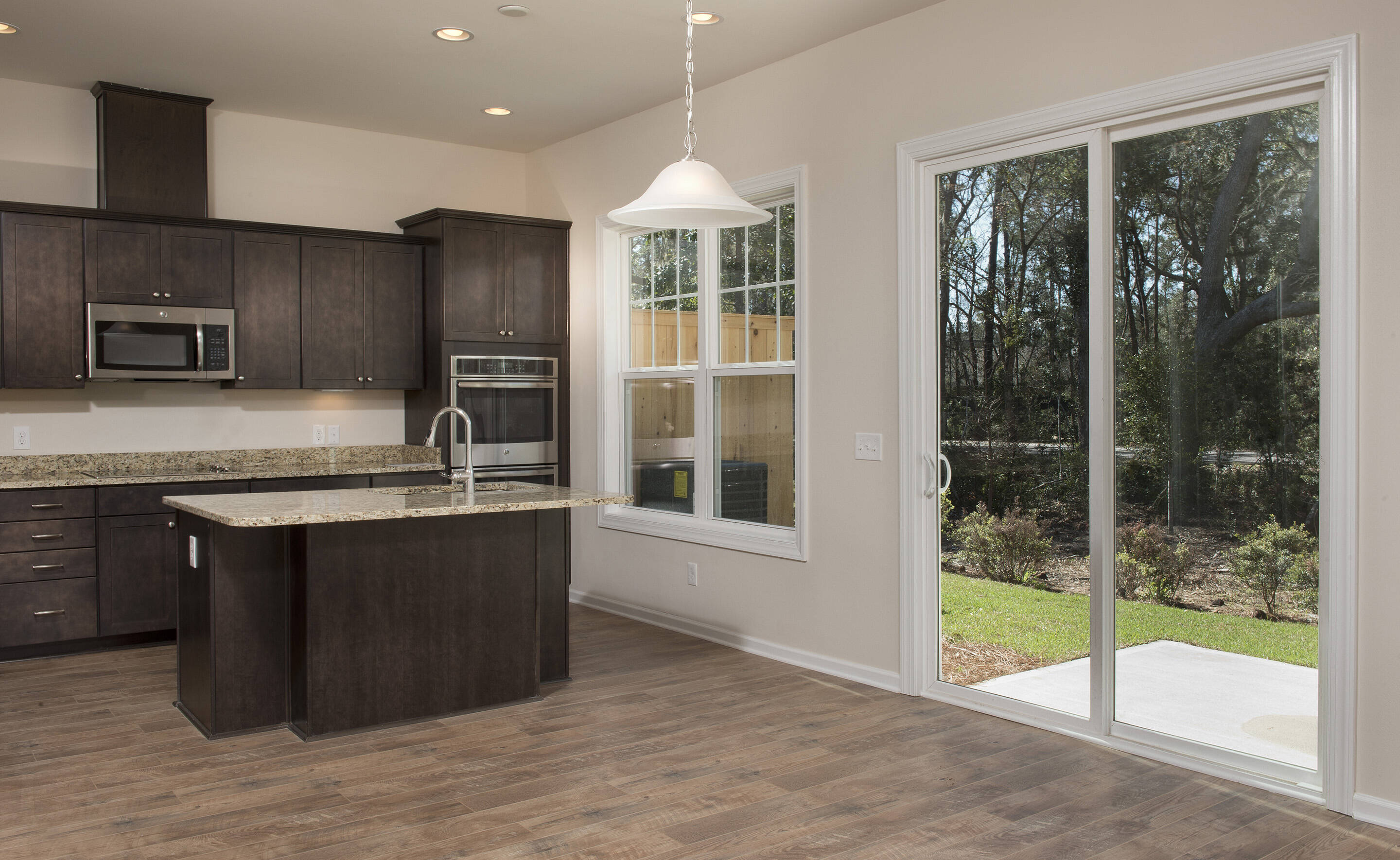 kitchen seascape 25 lot 23 new homes at magnolia place