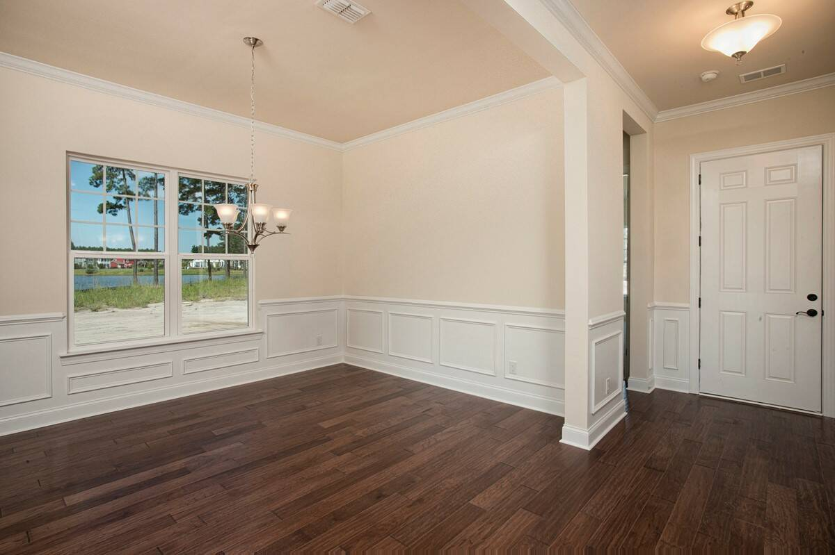 dining room porto 346 lot 172 new homes at cane bay