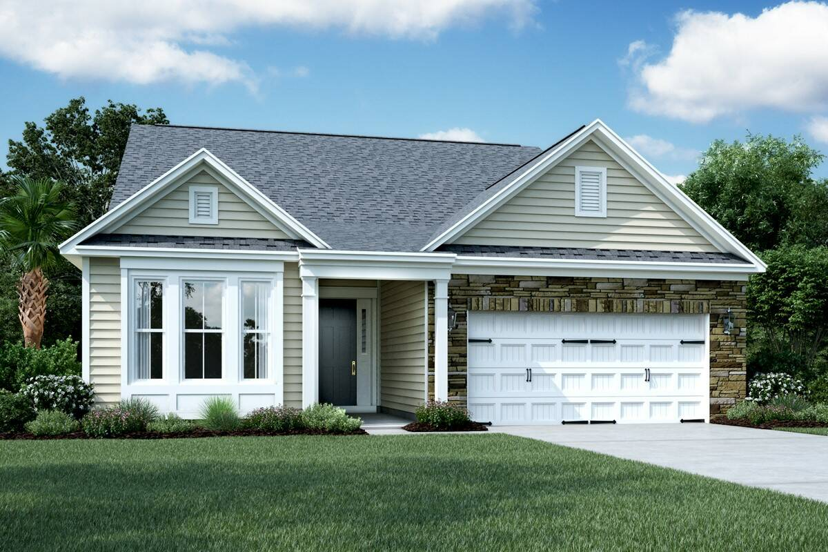 Constrain Floor Elevation True : K hovnanian s four seasons at lakes of cane bay lille