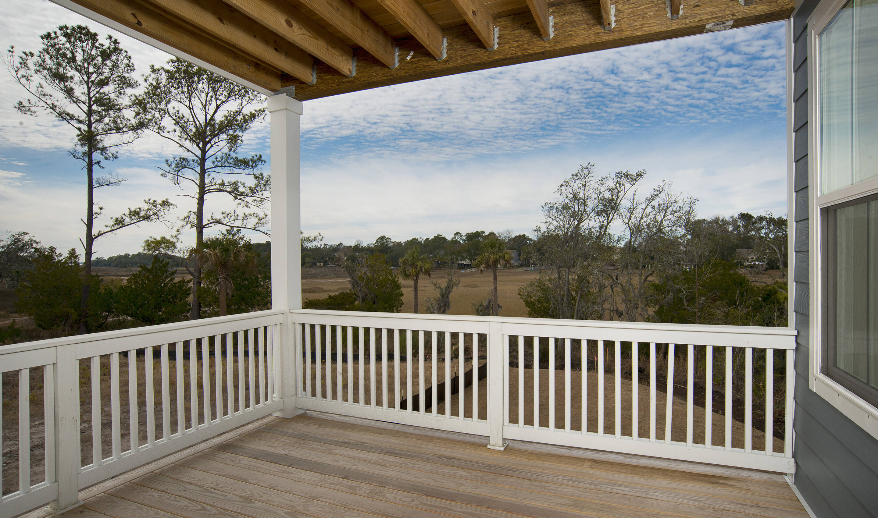 1st fl deck coligny 2 b lot 12 new homes at salk creek landing