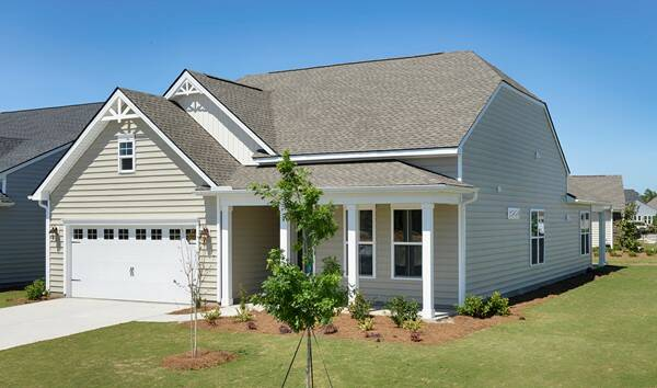 K hovnanian 39 s four seasons at lakes of cane bay for Build on your lot east texas