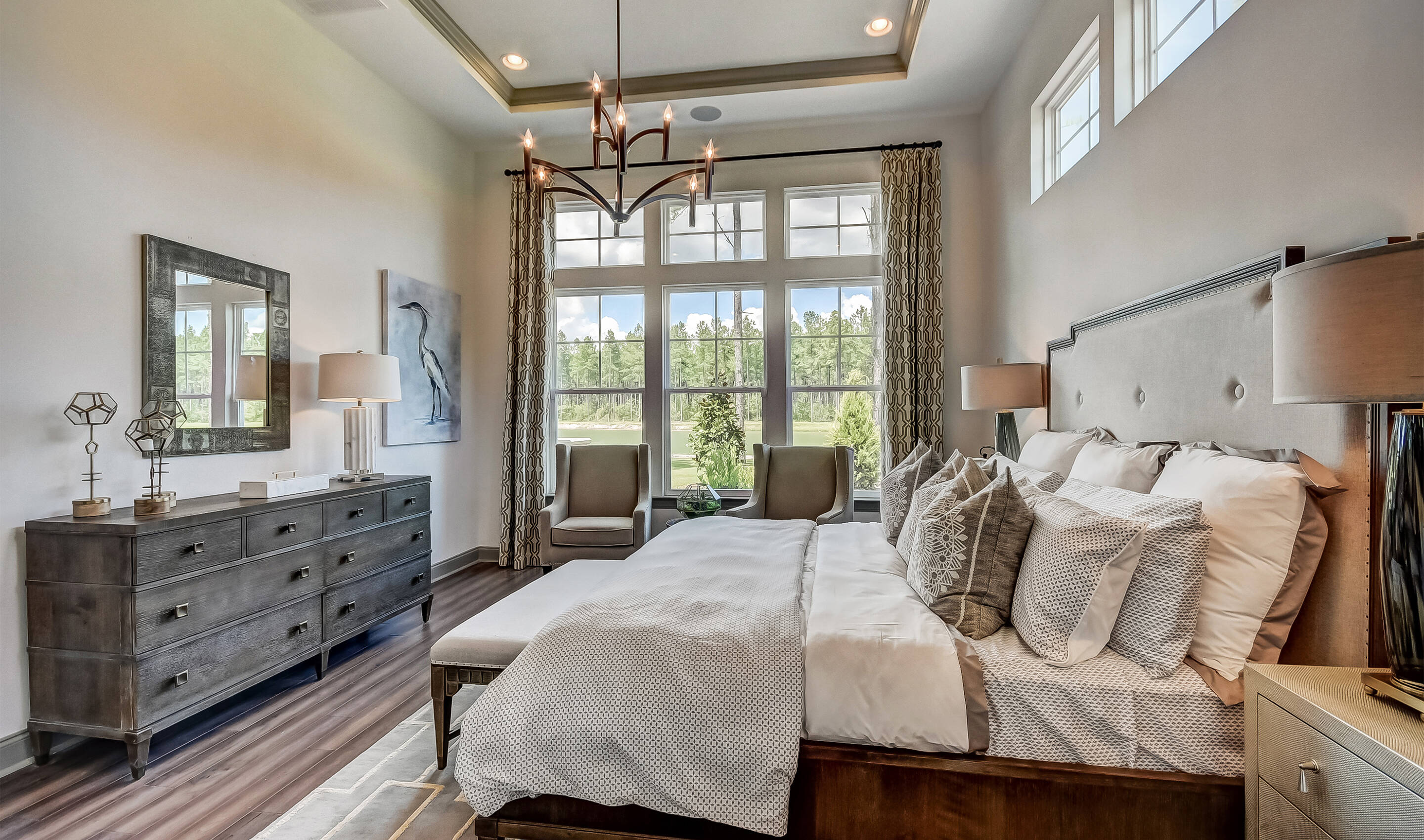 Cane Bay Killarney II Loft Master Bedroom-2