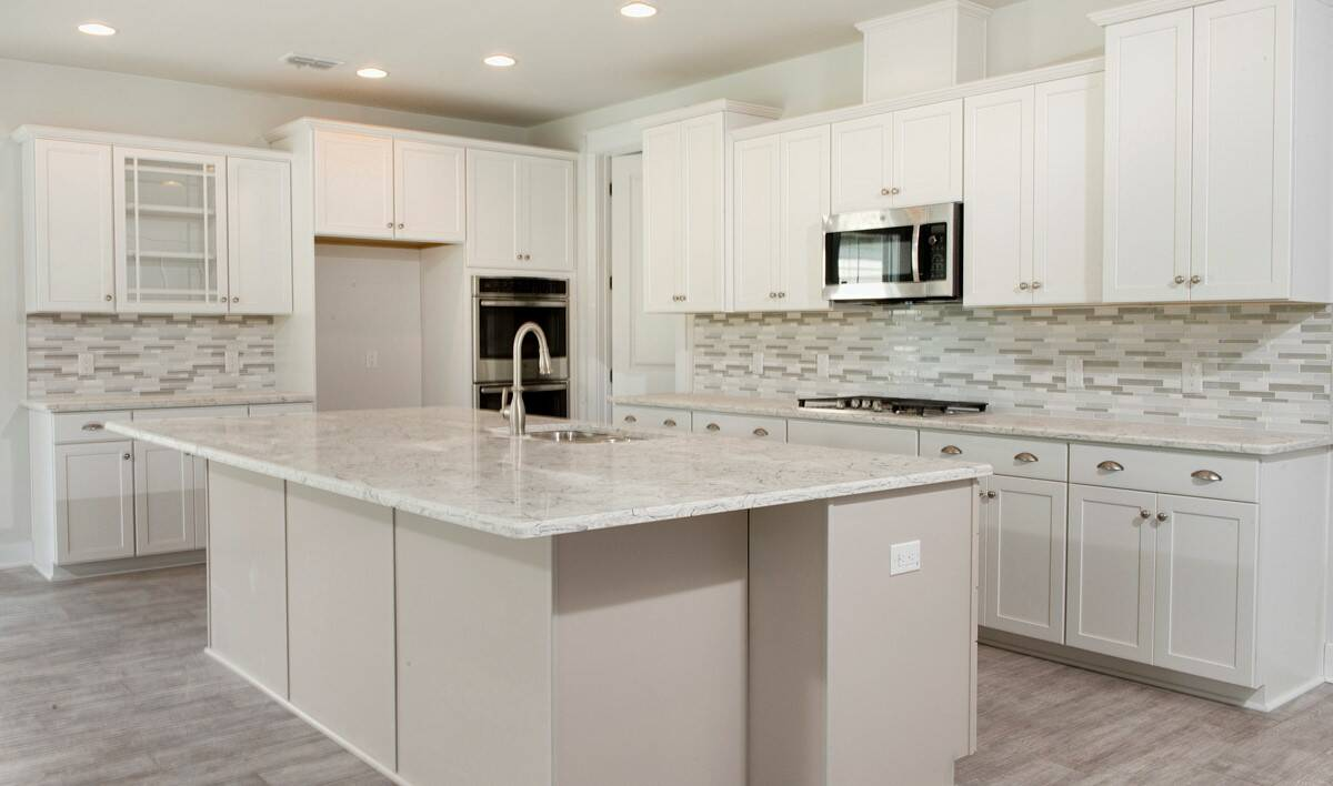 kitchen lille 468 lot 150 new homes at cane bay