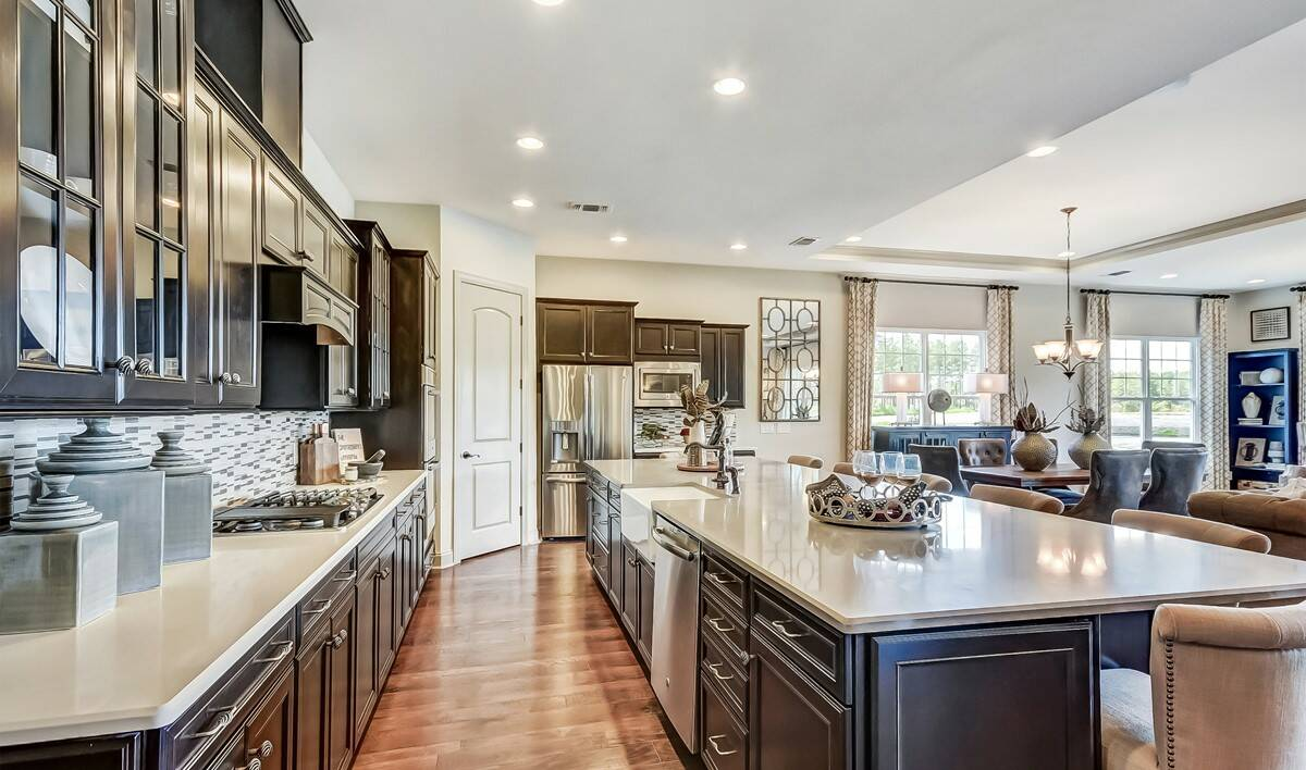 K. Hovnanian\'s® Four Seasons at Lakes of Cane Bay - New Homes in ...