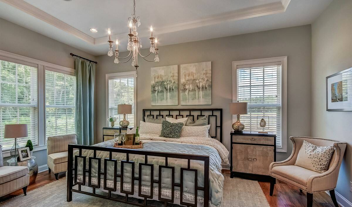 Savannah Quaters Santorini Loft  Owners Suite One-1
