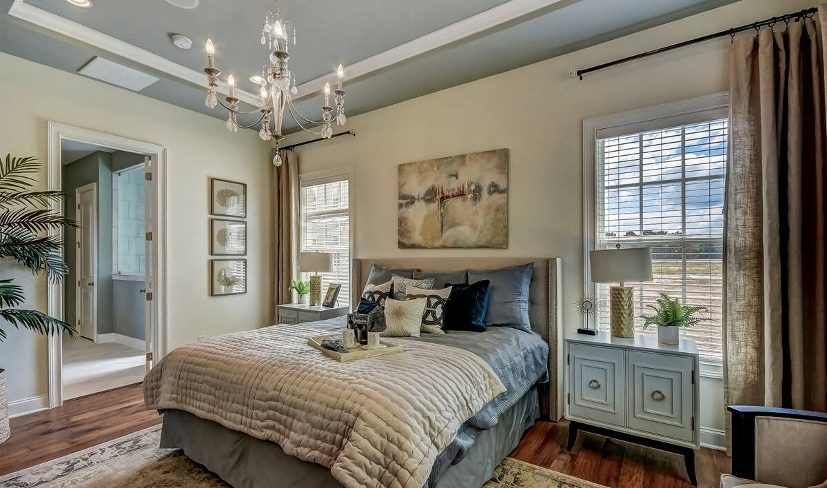 Savannah Quaters Santorini Loft  Owners Suite Two-2