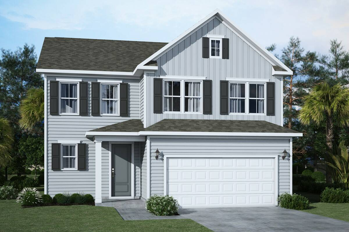 crescent siding new homes at pickney farms