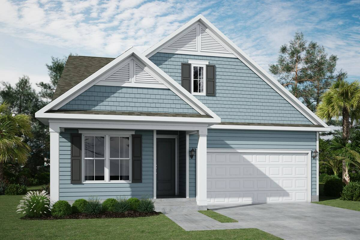 monterey siding new homes at pickney farms