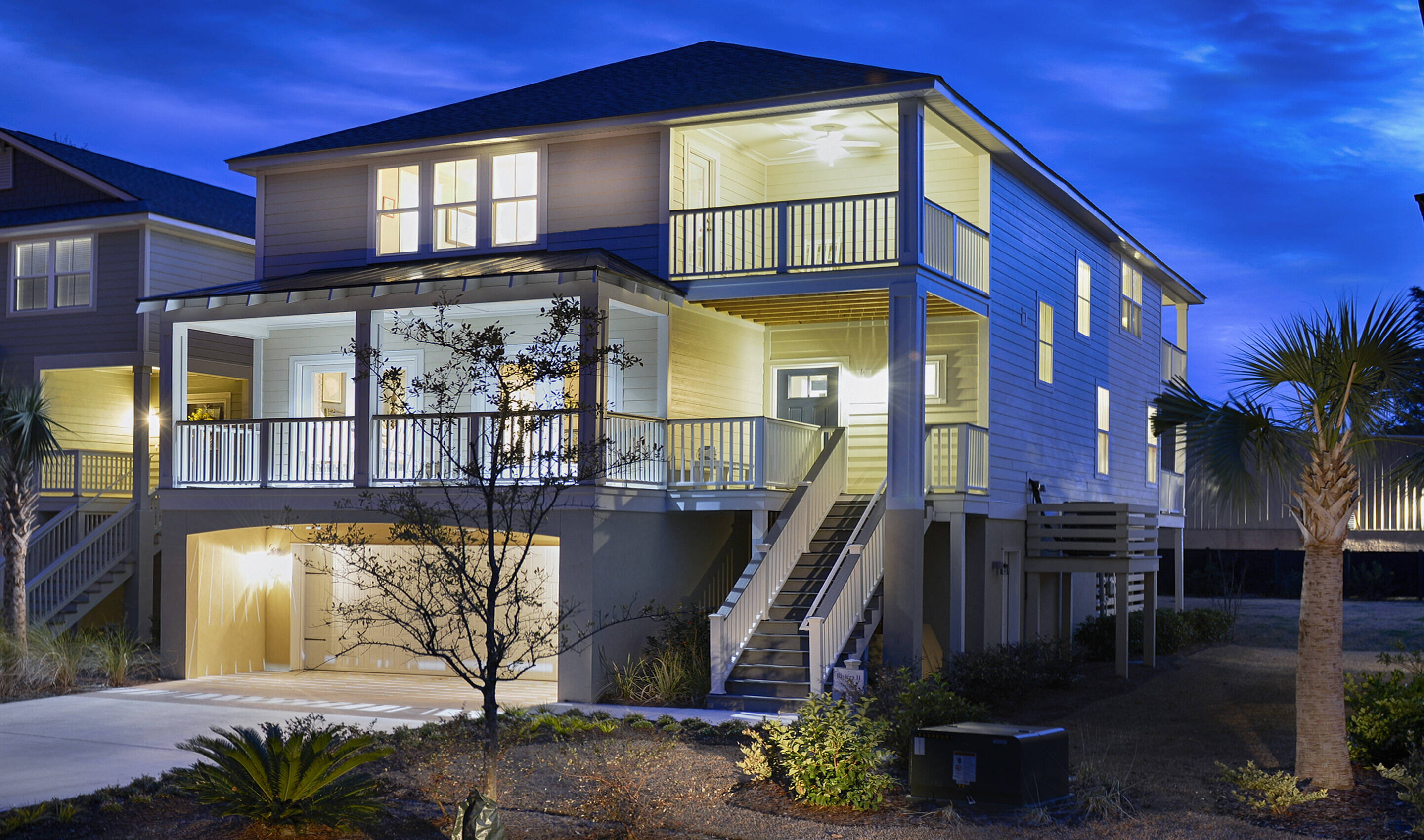 Riviera C in Salt Creek Landing new homes in Hilton Head Island