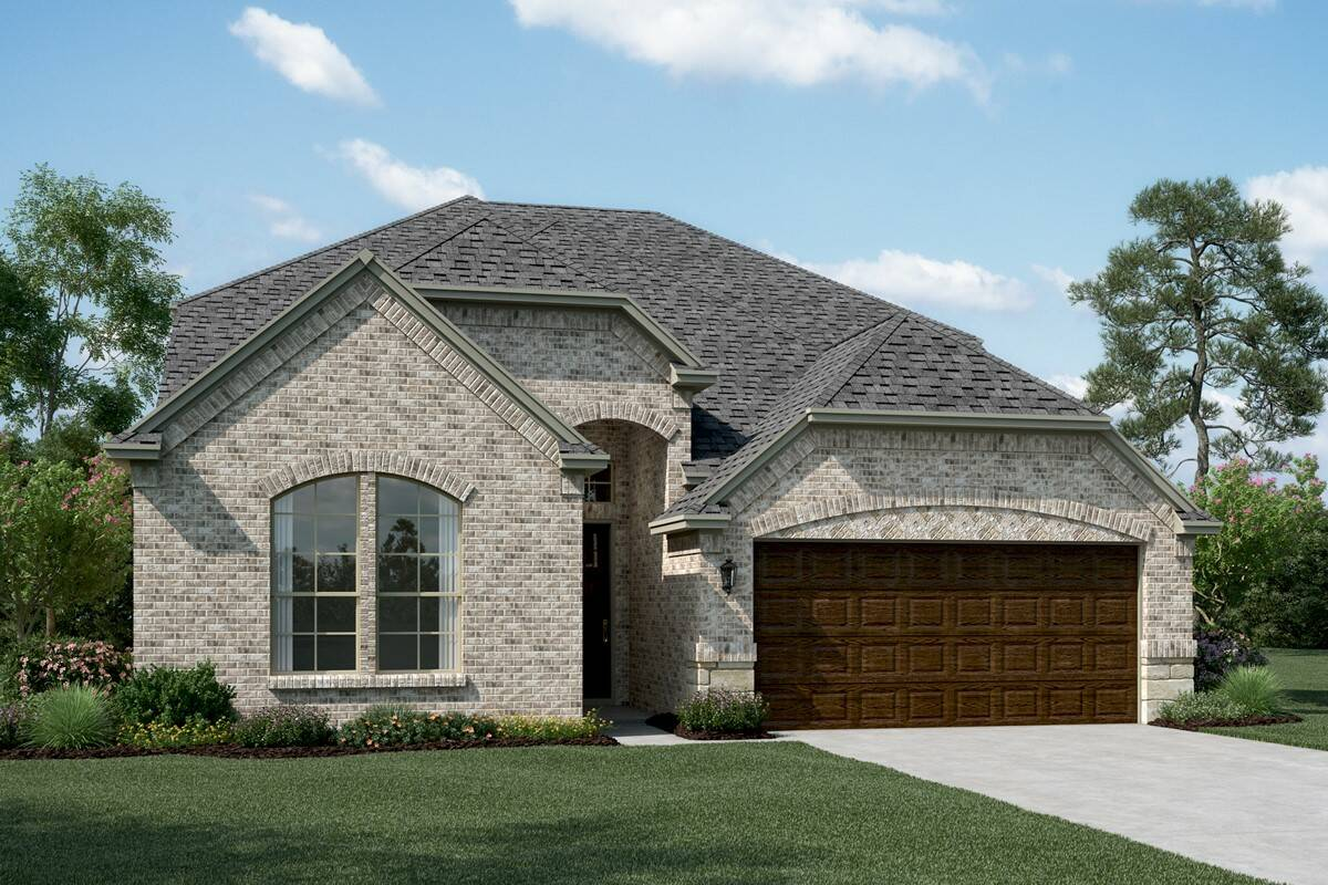 Bayview B Stone new homes dallas tx