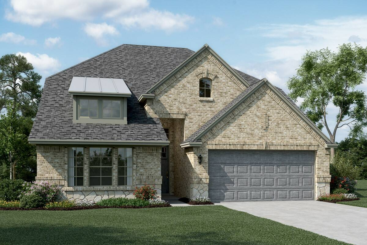 Bayview C Stone new homes dallas tx
