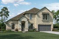 Brentwood II C Stone new homes dallas tx
