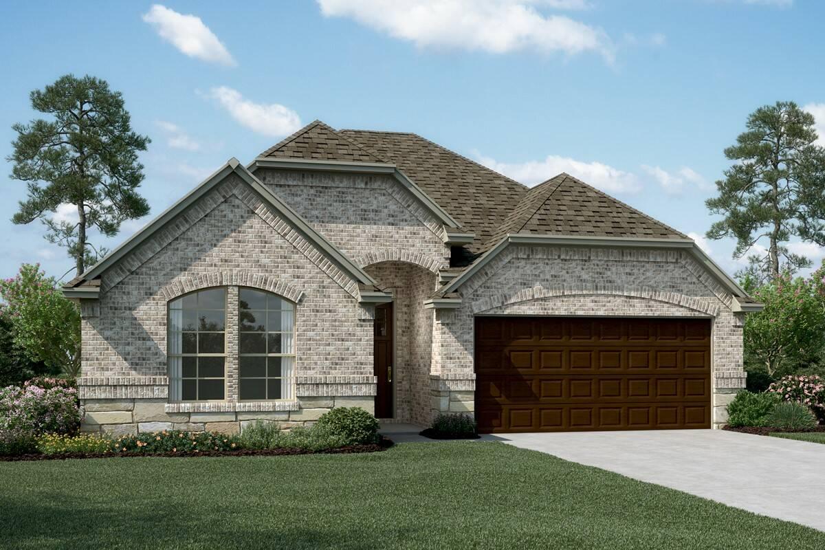 Bronson B Stone new homes dallas tx