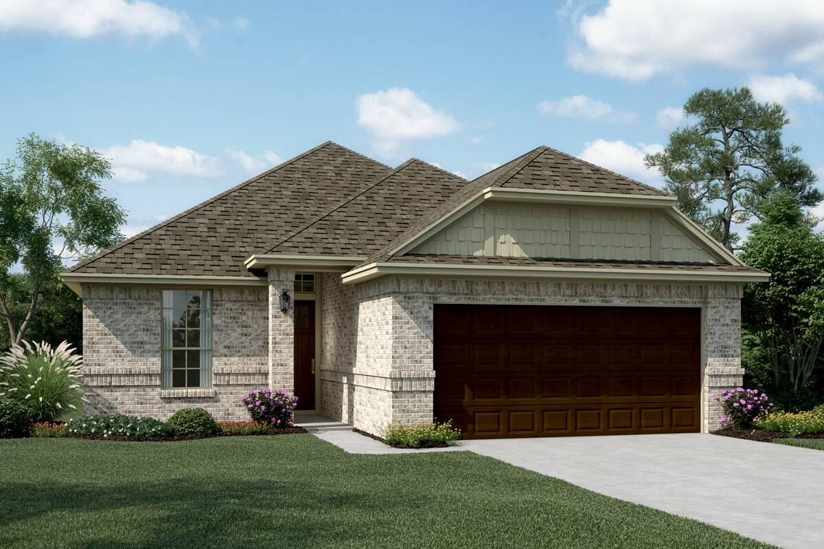 Carlisle II A new homes dallas tx