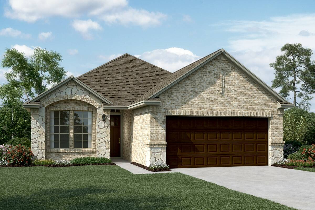 Carlisle IIC Stone new homes dallas tx