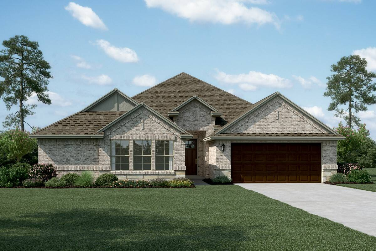 Chandler B Stone new homes dallas tx