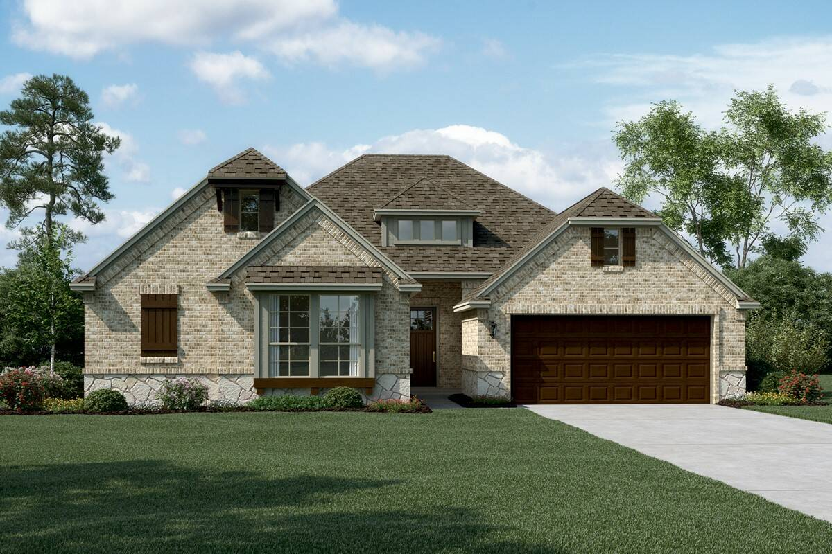 Chandler C Stone new homes dallas tx