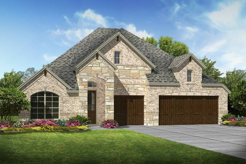 Creekside estates new homes in wylie tx for New home source dfw