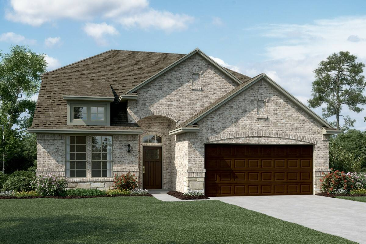 Coronado C Stone new homes dallas texas