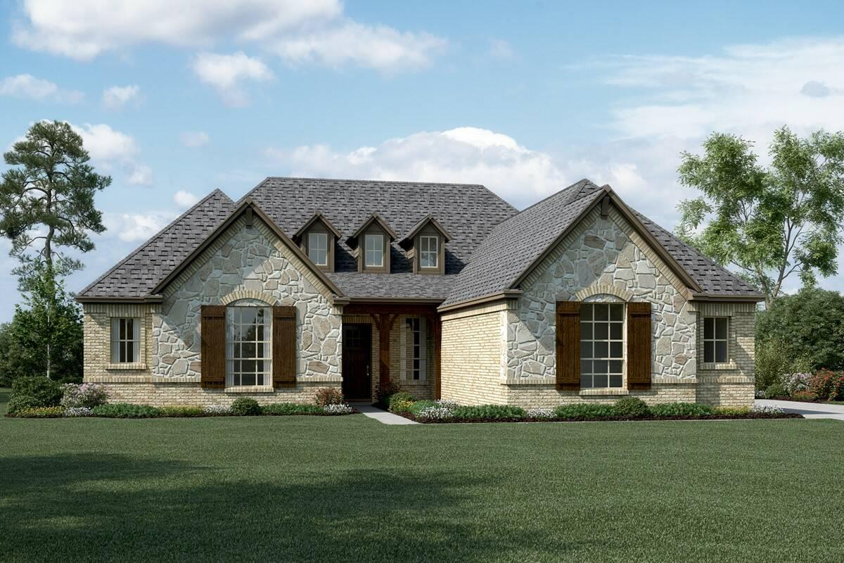 Dawson L Stone new homes dallas tx