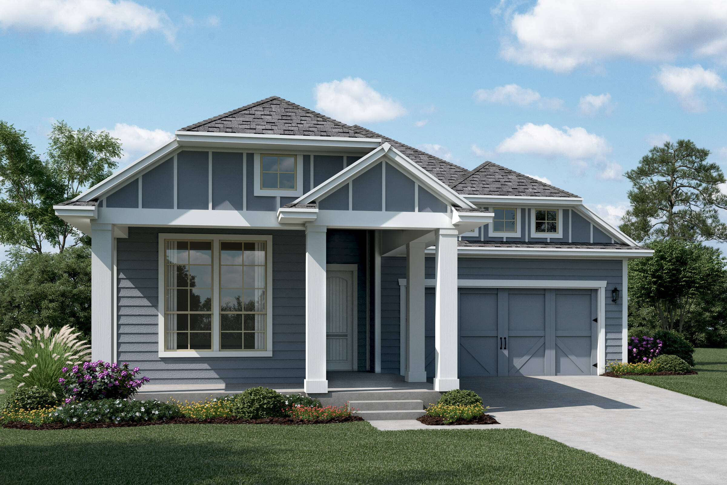 Daytona A Siding new homes dallas tx