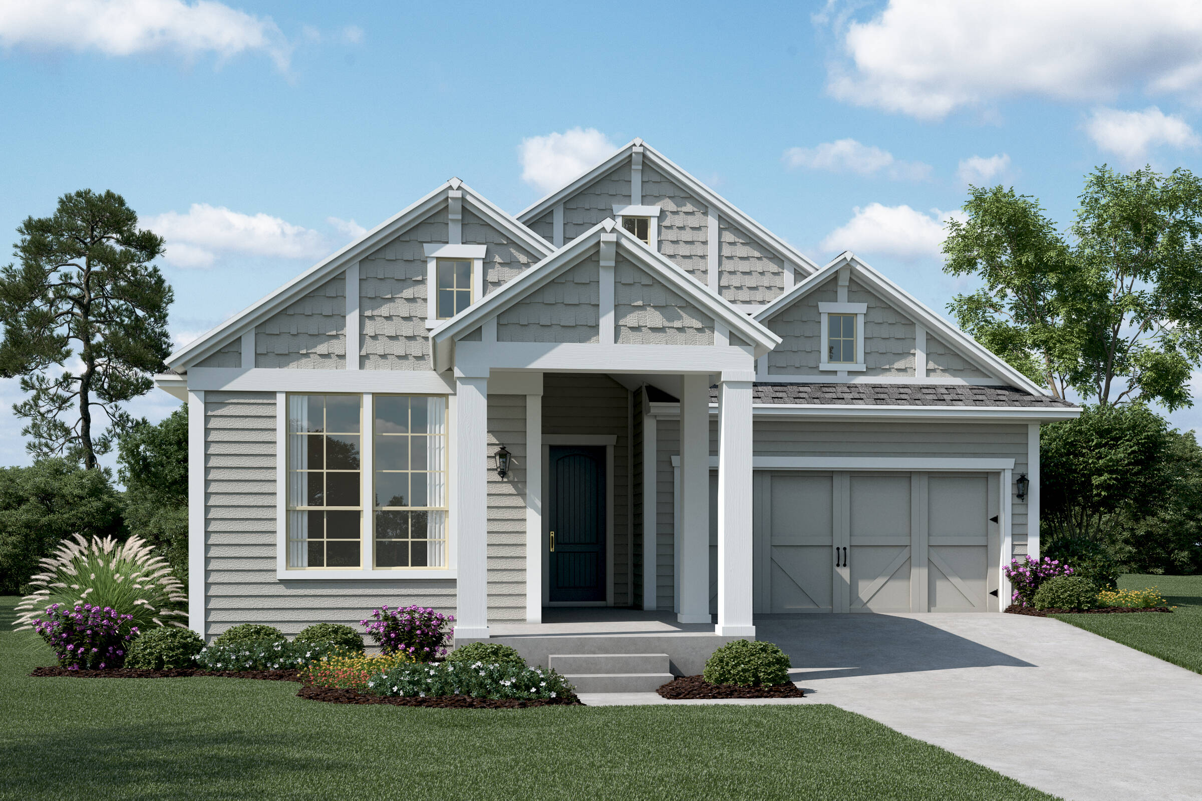Del Ray A Siding new homes dallas tx