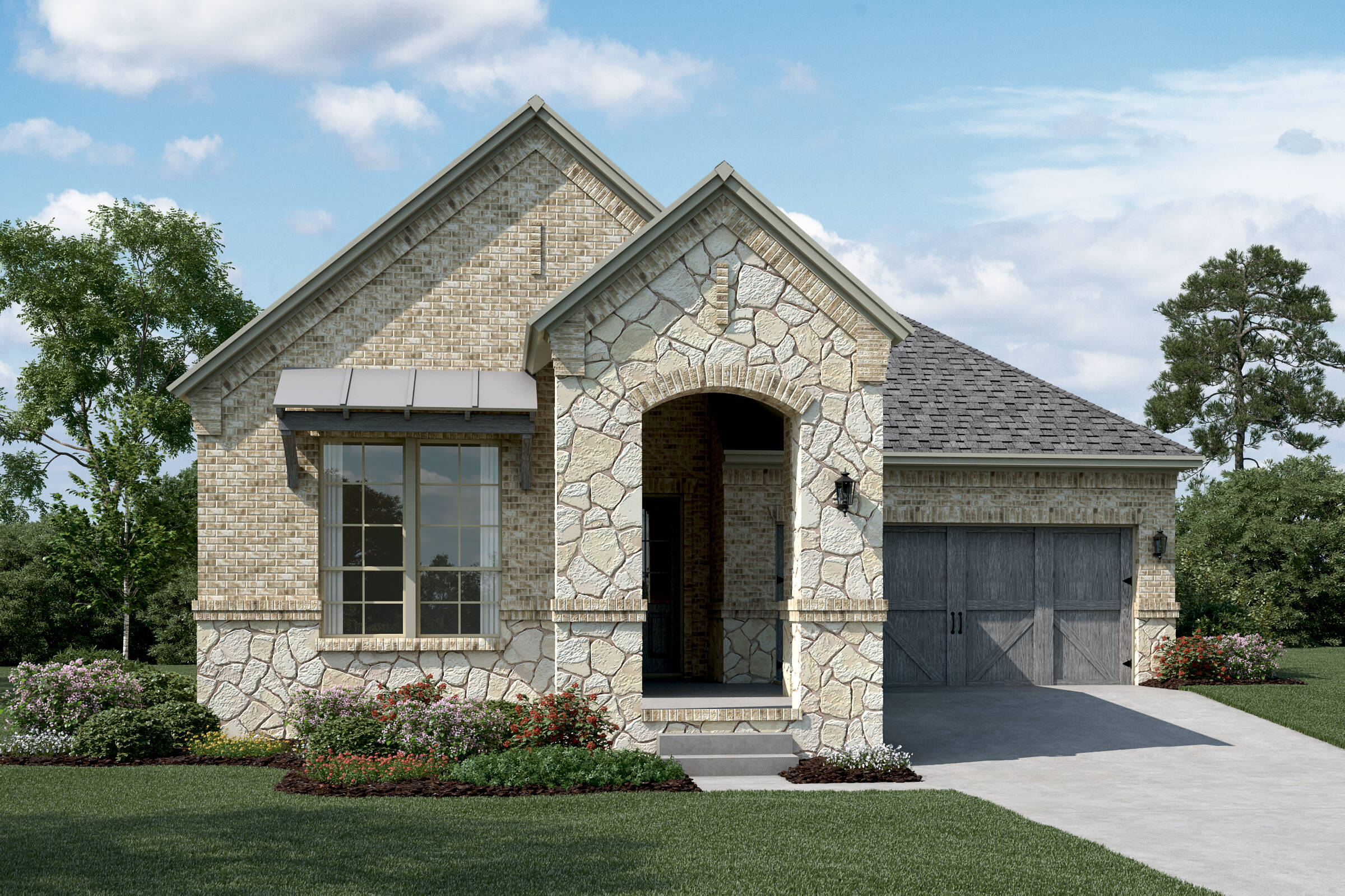 Del Ray C Stone new homes dallas tx
