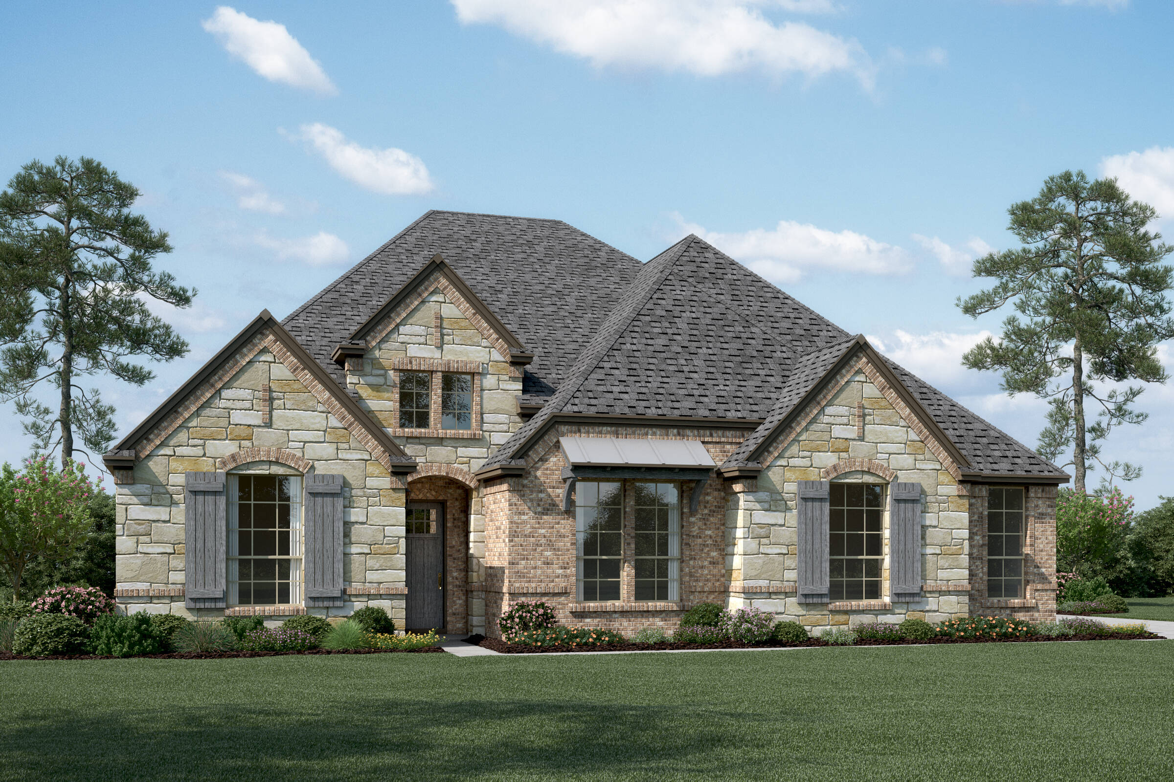 Hartford K Stone new homes dallas tx