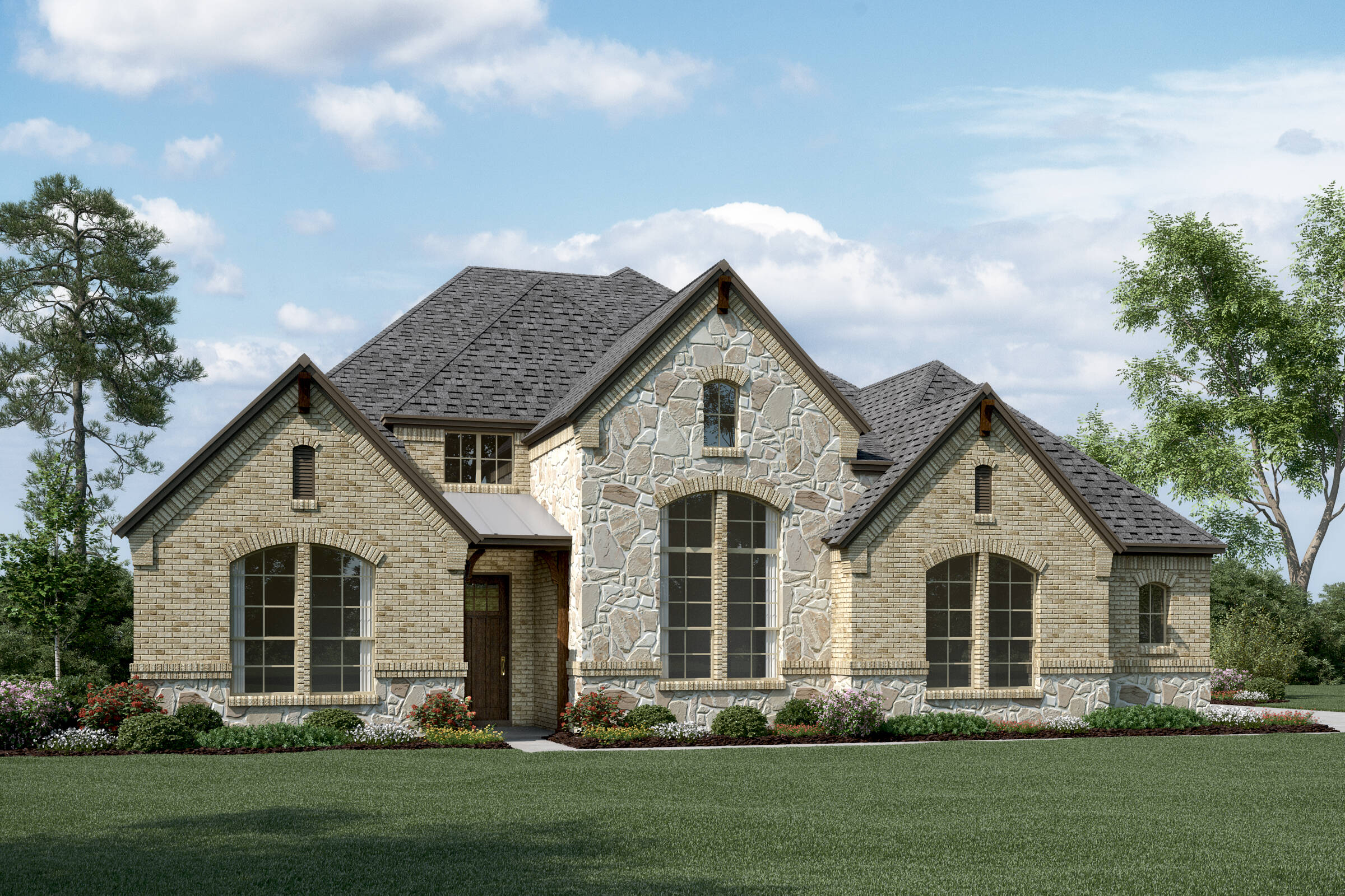 Hartford L Stone new homes dallas tx