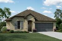 Keystone II A new homes dallas tx