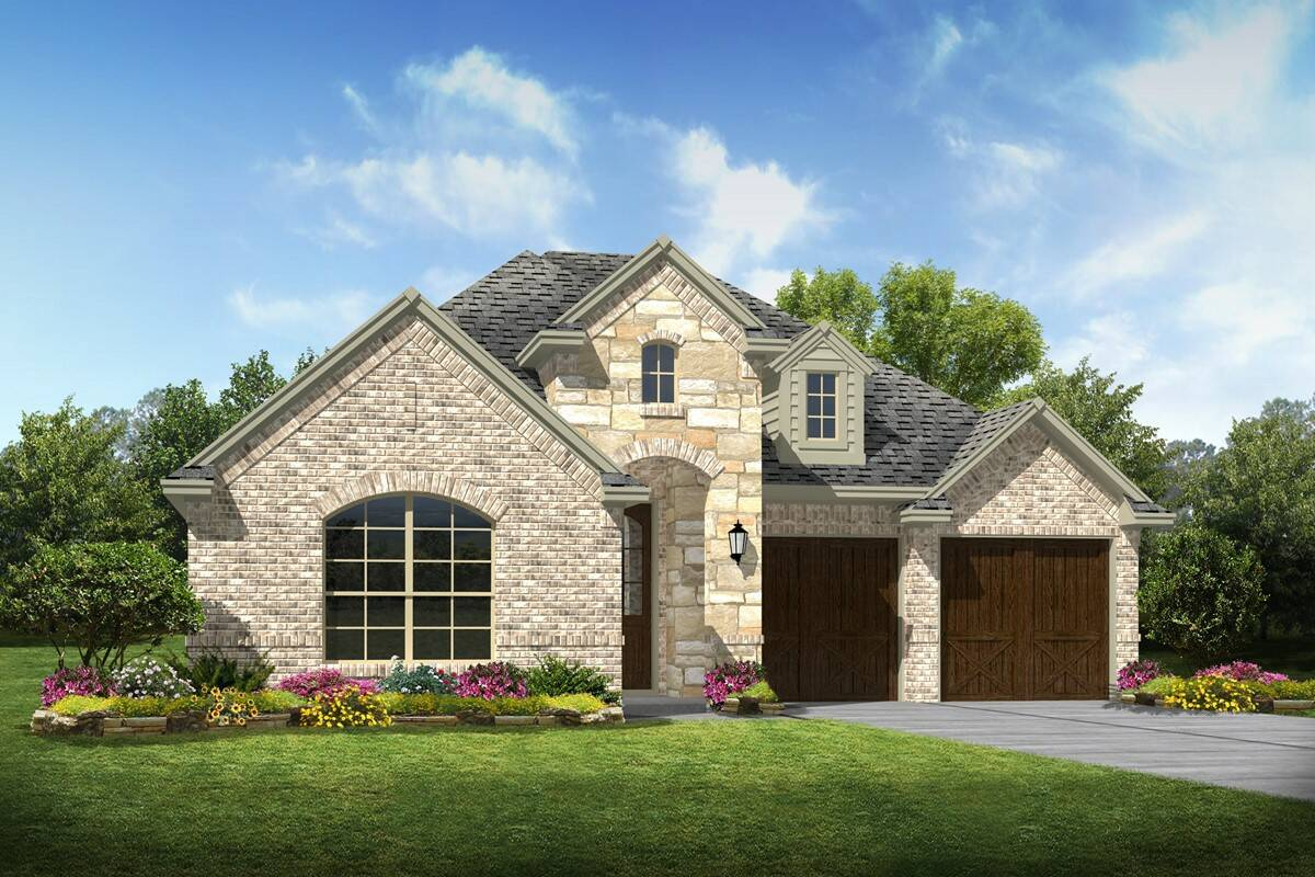 Light farms sage new homes in celina tx for New homes source