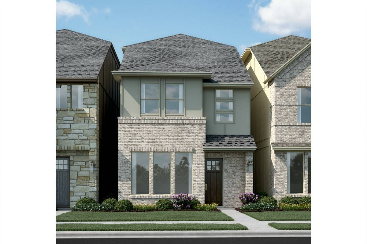 Majestic II S new homes dallas tx