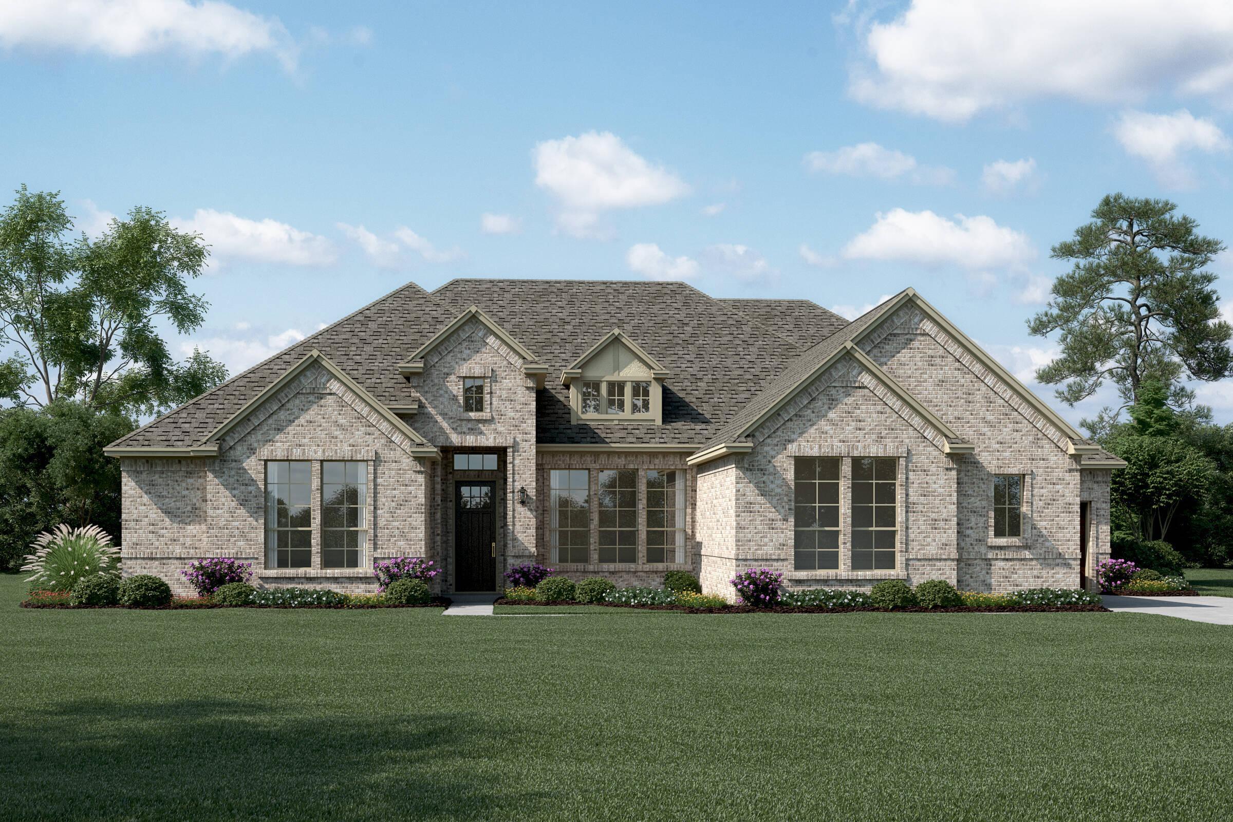 Montclair J new homes dallas tx