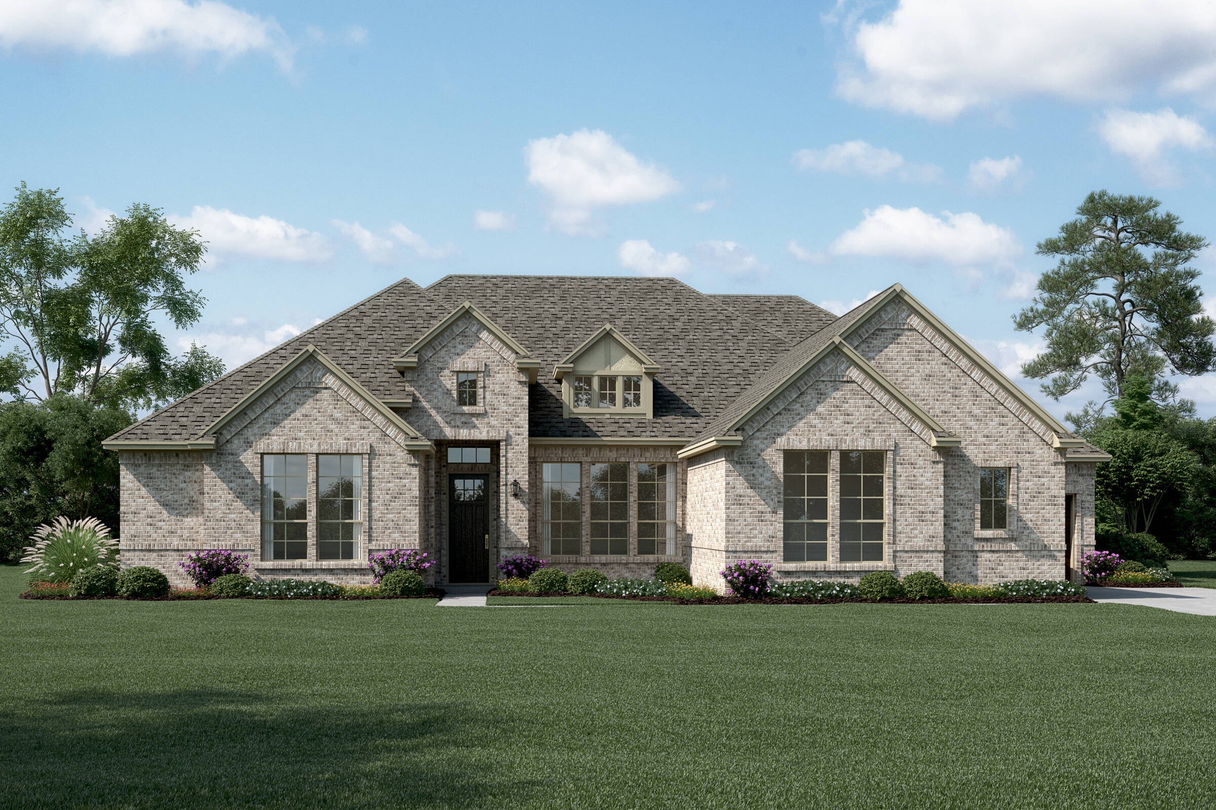 Montclair J new homes dallas tx