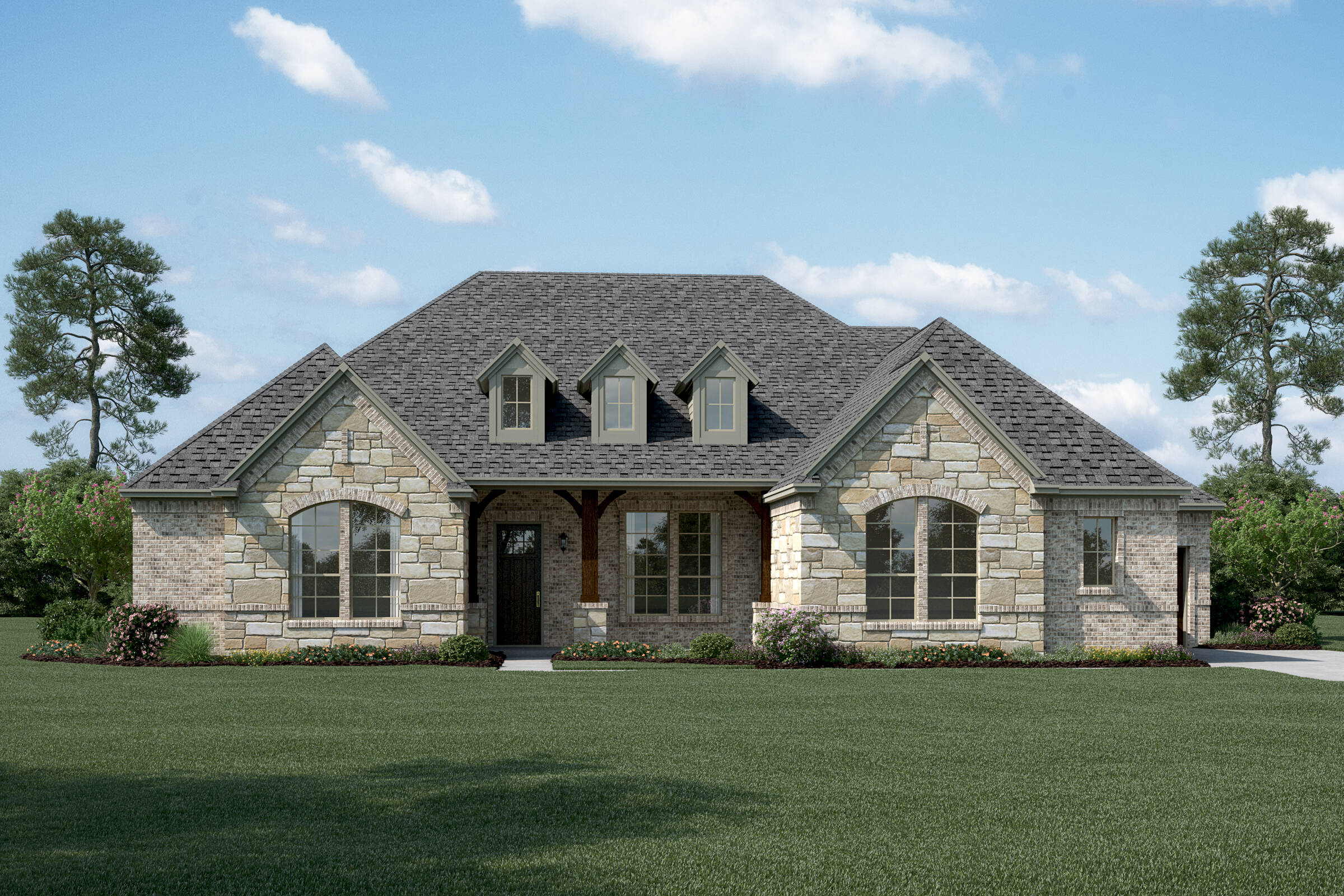 Montclair K Stone new homes dallas tx