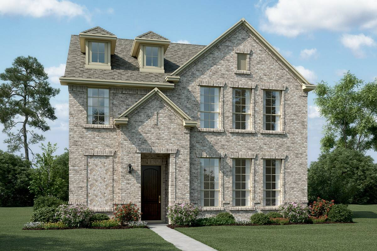 Riverchase R new homes Dallas TX